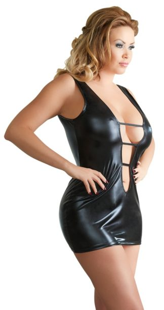 Wetlook-Kleid 4XL (60/62)