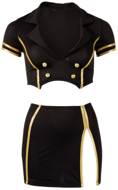 Stewardess-Outfit