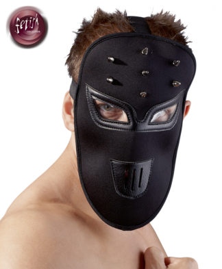 Latex Maske Skelett